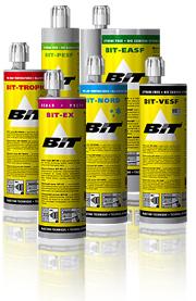 Анкерные химические системы BIT United Ltd